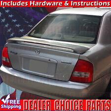 SPKdepot 380R Rear Roof Window Spoiler Wing Fits: Mazda Protege 1999-03 4dr