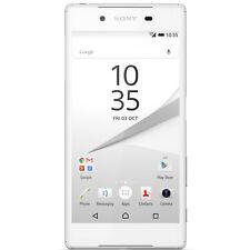 Sony Xperia Z5 Dual SIM - 32GB - Weiss (Ohne Simlock) Smartphone