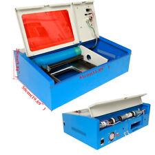 40W USB MACCHINA INCISIONE A LASER CO2 LASER ENGRAVER & Cutter MACHINE 300x200mm