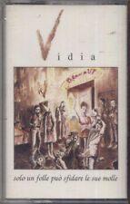 VIDIA - Solo un folle puo' sfidare le sue - MC 1991 SIGILLATA SEALED