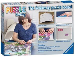 Ravensburger - Puzzle Handy - Foldaway Puzzle Board