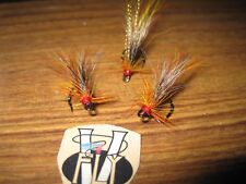 3 V Fly Size 10 BMD Double Cascade Shrimp Salmon & Sea Trout Flies
