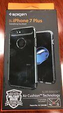 Spigen Slim Armor iPhone 7 Plus Case with Kickstand and Air Cushion Jet Black