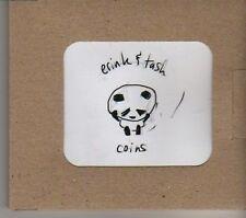 (CR360) Erink & Tash, Coins Single - Limited Edition (500) - DJ CD