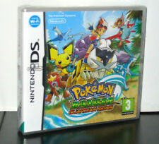 POKEMON RANGER TRACCE DI LUCE GUARDIAN SING GIOCO NUOVO NDS VERSION UK MINT NEW