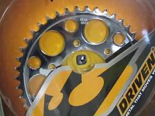 Driven Racing Chrome Steel 45t 45 th tooth Rear Sprocket for RC Component Wheels