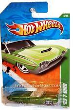 2011 Hot Wheels SUPER Treasure Hunt #56 '63 T-Bird