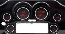 Red Digital Speedometer Tachometer Gauges Gauge Kit For 04 11 Touring 48066