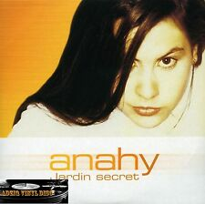 ♫ CD SINGLE ANAHY - JARDIN SECRET ♫