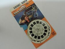"""Vintage View-Master Viewmaster Pack 4054 """"The Knight Rider"""" TV Show"""