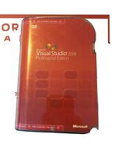 Microsoft Visual Studio 2008 Pro Professional Academic