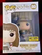 Funko POP Hermione Seated w/ Cauldron Harry Potter Hot Topic Exclusive #80