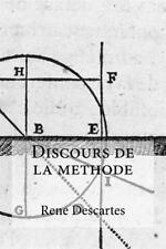 Discours de la Methode by René Descartes (2016, Paperback)