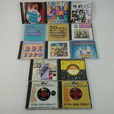 13 Various Artist Music CDs Greatest Hits, Bubblegum Years, Most Loved Records