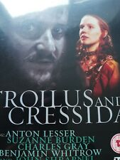 Troilus and Cressida DVD BBC Shakespeare Collection Anton Lesser SEALED