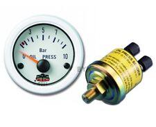 Öldruckanzeige Öldruckmesser Rundinstrument +Geber 7450