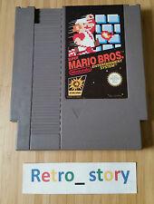 Nintendo NES Super Mario Bros PAL