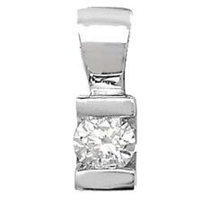 Collane e pendagli di lusso pietre in oro bianco diamante