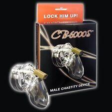 CB6000S Male Chastity Device CB 6000S