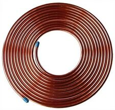 CTMC10 Copper Tube Annealed Soft 10M Coil Tube OD 10mm / ID 8.4mm 1047psi