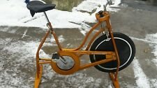 Vintage Mid-Century Schwinn Exerciser/1960s Schwinn Stationary Exercise Bike