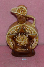 Jim Beam Genuine Regal China Liquor Bottle Decanter by C. Miller.