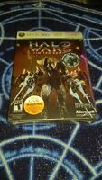 NEW Halo Wars game -- Limited Edition (Microsoft Xbox 360, 2009) new sealed