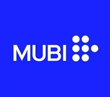 MUBI: Film Streaming Service for World Cinema - Premium Membership - 1 YEAR