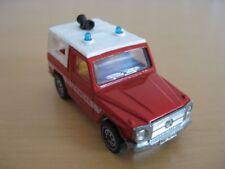 Siku 1344 Mercedes G-Klasse als Feuerwehr von 1983-1997