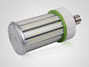 700 watt = 100w LED CORN LIGHT BULB DAY LIGHT 4k replaces Halide, CFL E39 mogul