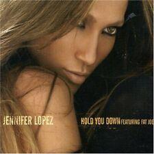 Jennifer Lopez Hold You Down Import, CD Single 2005