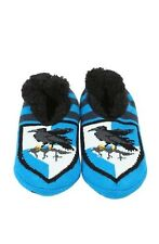 Harry Potter Ravenclaw Cozy Fluffy Slipper Socks Anti Slip Soles New With Tags!