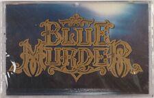 BLUE MURDER: Self Titled GEFFEN Heavy Metal SEALED Cassette Tape