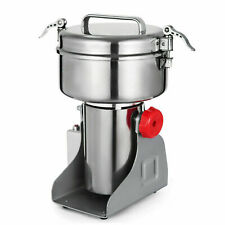 Electric Herb Coffee Beans Grain Grinder Cereal High-speed Mill Powder Equipment