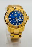 Invicta Men's 29353 Pro Diver Automatic 3 Hand Blue Dial Watch