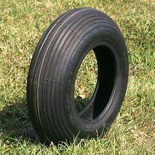 4.80x4.00-8 4Ply Rib Tire - Set of 2 for  4.80x4.00x8 Premium