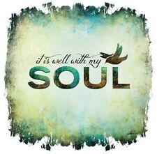 Well With My Soul Shirt, Christian Shirt, Christian Hymn & Dove Shirt, Sm - 5X
