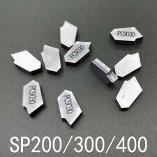 SP300 PC9030 3mm wide Carbide single-head cutting blade for steel  iron 10pcs