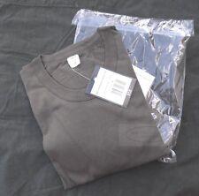 Doppelpack Bw Unterhemd oliv Gr. 5 Neuware MFH T-Shirt Bundeswehr EUR 11/STK