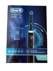 Oral-B Smart 6 6000N CrossAction Electric Toothbrush👒