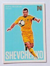 2017 Panini Nobility Soccer Short Print Andriy Shevchenko #85