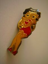 Collectible Pin Betty Boop Character