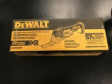 New DEWALT DCS355B 20V 20 Volt Cordless Brushless Oscillating Multi Tool