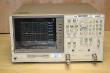 HP 8753D Network Analyzer 30kHz - 6GHz Option K01 & Recent Cal