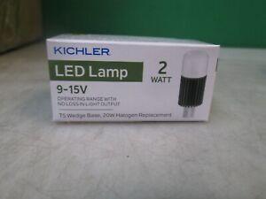 Kichler 3000K LED T5 Wedge 2W 300 Degree Landscape Lighting 18205