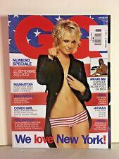 REBECCA ROMIJN - GQ Magazine #36 (ITALY) - Sept 2002 - BRAND NEW