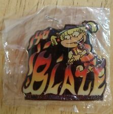 New listing 2002 Tennessee Fastpitch Softball Pin 14U Blaze - New - Angelica Pickels Rugrats