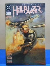 HELLBLAZER (John Constantine) Annual #1 1989 Uncertified Vertigo/DC B. TALBOT
