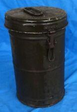 WW2 Wk2:  Feldküche, gros conteneur thermos Wh original, la soupes des officiers
