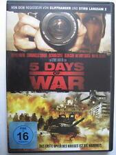 5 DAYS OF WAR - DAS ERSTE OPFER DES KRIEGES IST DIE WAHRHEIT - DVD